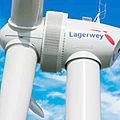 horizontal axis wind turbine / three-bladed / onshore - L100-2.5 MW