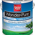 indoor paint / acrylic / latex  / energy-efficient - WONDER-PURE™
