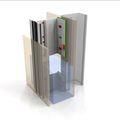 metal back-frame / for facade cladding - NV2