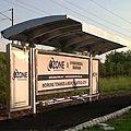 fiberglass bus shelter / metal - ERANDIO