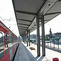 metal shelter for public spaces - BODENHEIM