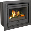 wood-burning fireplace insert - 2510