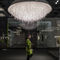 Contemporary chandelier / crystal / handmade OZERO Manooi