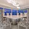 Contemporary chandelier / crystal / handmade POLARIS Manooi