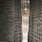 Contemporary chandelier / crystal / handmade FJORD Manooi
