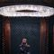 Contemporary chandelier / crystal / handmade ATOLL Manooi