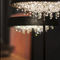 Table lamp / contemporary / crystal / handmade TONDO T Manooi