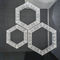 Contemporary chandelier / crystal / halogen / handmade SU Manooi