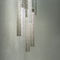Contemporary chandelier / crystal / halogen / handmade VOILE Manooi