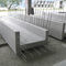 concrete planter / rectangular / contemporary / for public spaces
