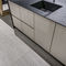 composite decorative panel / for interior / wear-resistant / matte