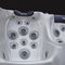 Above-ground hot tub / built-in / rectangular / 3-seater PARADISIO Spa PEIPS