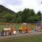 Playground vehicle MAGIC'COLOR® : BIG TRAIN / JMA-0504   HUSSON INTERNATIONAL
