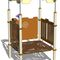 Outdoor playhouse SOLO+ : CAMELEO 1 HISTORIC / JCA-0005  HUSSON INTERNATIONAL