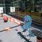 rubber flooring / EPDM / for public buildings / for public spaces