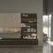 contemporary TV wall unit / woodenCLOVERCUCINE LUBE