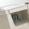 Above-ground hot tub / square / 4-seater / outdoor 195_E GLASS 1989