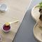 Contemporary kitchen / wood veneer / solid wood / oak AMBIANCE FUCHSIA Mobalpa