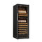 Commercial wine cabinet / floor-mounted / aluminum / wooden 6170D-NR-FG/VN/PP Eurocave