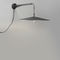 contemporary wall light / aluminum / polycarbonate / LED