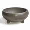 Countertop washbasin / round / concrete / contemporary BULBO Urbi et Orbi
