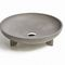 Countertop washbasin / round / concrete / contemporary CALDERA Urbi et Orbi