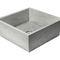 Countertop washbasin / rectangular / concrete / contemporary CONICIS 40 Urbi et Orbi