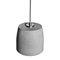 Pendant lamp / contemporary / concrete / handmade CALIX18 Urbi et Orbi