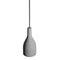 Pendant lamp / contemporary / concrete AMPULLA Urbi et Orbi