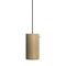 Pendant lamp / contemporary / concrete / dimmable CYLINDRUS 125 Urbi et Orbi
