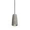 Pendant lamp / contemporary / concrete PHARI Urbi et Orbi