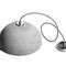 Pendant lamp / contemporary / concrete / dimmable GLOBUS 280 Urbi et Orbi