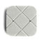 Contemporary wall light / concrete / halogen / square QUADRATA Urbi et Orbi