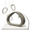 Table lamp / contemporary / concrete / handmade ARETHA T Urbi et Orbi