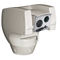 PTZ security camera / box / surface-mounted / outdoor ULISSE COMPACT THERMAL videotec