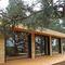 Prefab house / contemporary / wood / wooden frame FLO & ERIC Namas B.V.