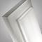 Contemporary wall light / PMMA / LED / rectangular LOGIC by Serge & Robert Cornelissen  Esse-ci