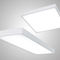 hanging light fixture / LED / rectangular / square