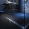 stainless steel linear shower drain / mesh
