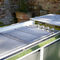 Gas barbecue / steel Samuele Mazza by DFN srl