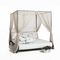 Traditional sofa / garden / 2-seater / canopy CANOPO Samuele Mazza by DFN srl
