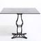 Traditional table / marble / square / garden SIRIO Samuele Mazza by DFN srl