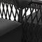 Contemporary armchair / rattan / double / conversation VEGA  Samuele Mazza by DFN srl