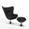 Contemporary armchair / swivel / rattan / garden ALDEBARAN Samuele Mazza by DFN srl
