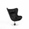 Contemporary armchair / rattan / swivel / garden ALDEBARAN Samuele Mazza by DFN srl