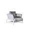 Traditional armchair / resin wicker / garden CANOPO Samuele Mazza by DFN srl