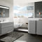 Double washbasin / built-in / rectangular / ceramic VENTICELLO Villeroy & Boch