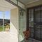 Sliding patio door / aluminum / double-glazed SCS-L VIZYON GLAZING SYSTEMS