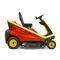 ride-on lawn mower / gasoline
