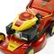 walk-behind lawn mower / gasoline / for large areas / collecting